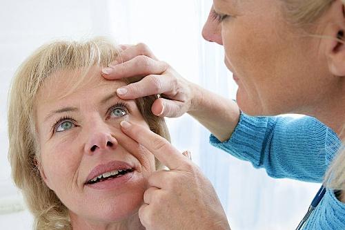 Вирусные заболевания глаза лечение